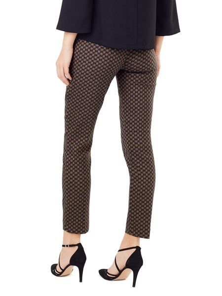 Phase Eight Erica Trellis Jacquard Trousers
