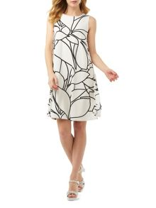 Phase Eight Layla Print Dress