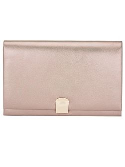 Paloma Shimmer Clutch Bag