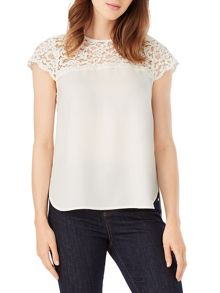Phase Eight Lowri Lace Blouse