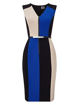 Iona Colourblock Dress
