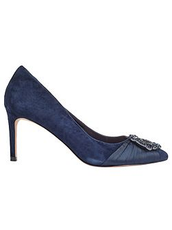Georgie Crystal Court Shoes