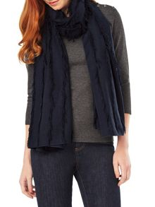Phase Eight Rosie Fringe Scarf