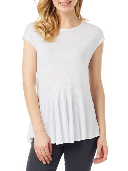 Phase Eight Bernadette Linen Top