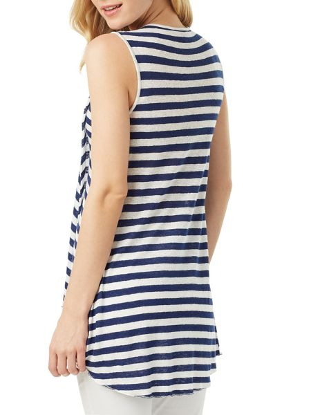 Phase Eight Maisie Stripe Top