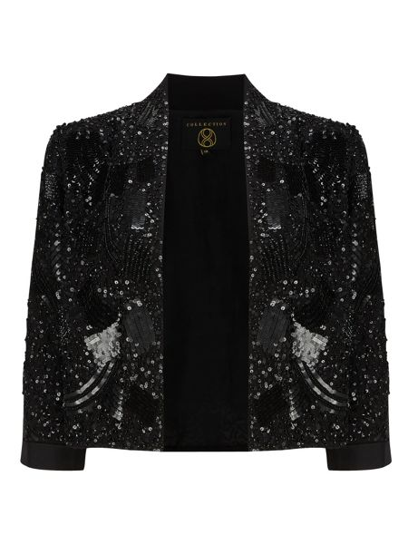 Phase Eight Sassy Sequinned Jacket