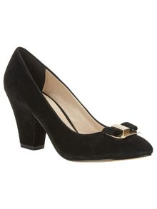 Phase Eight Ruben Suede Court Shoes