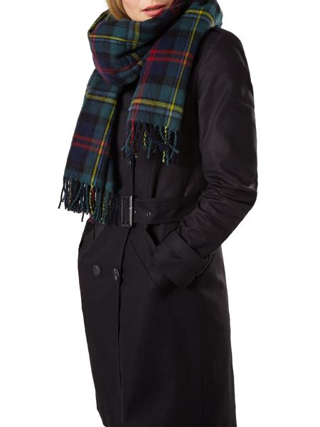 Phase Eight Emma Check Scarf