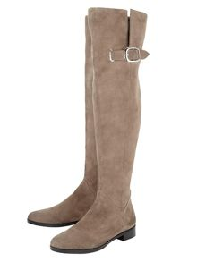 Phase Eight Anna Suede Knee High Boots