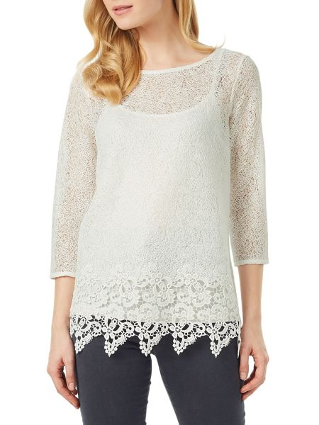 Phase Eight Odele Textured Top