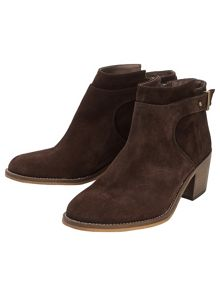 Phase Eight Bea Suede Ankle Boots