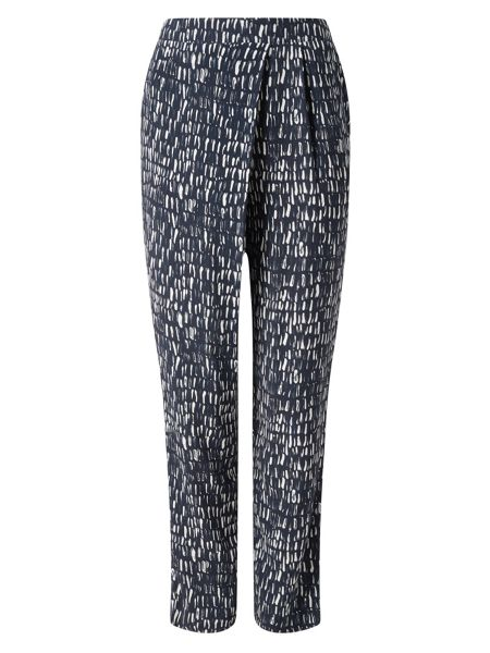 Phase Eight Denver Print Trousers