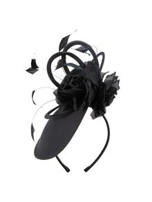 Phase Eight Bronte Silk Flower Disc Fascinator