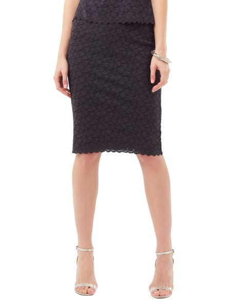 Phase Eight Lace Teagan Skirt