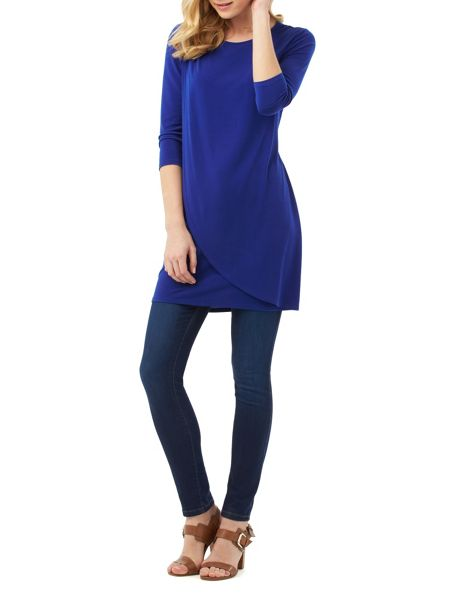 Phase Eight Dotty 3/4 Sleeve Tunic
