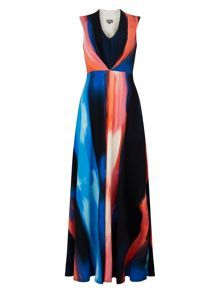 Phase Eight Leona Print Maxi Dress