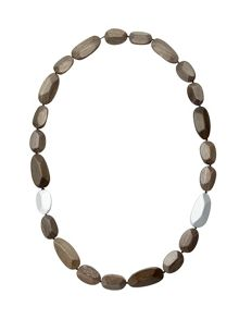 Phase Eight Sadie Wooden Necklace