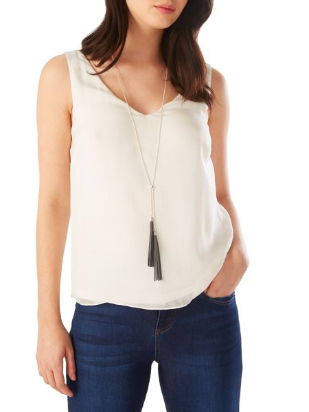 Phase Eight Cecilia Tassle Necklace