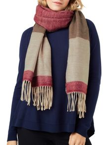 Phase Eight Elly Colourblock Scarf
