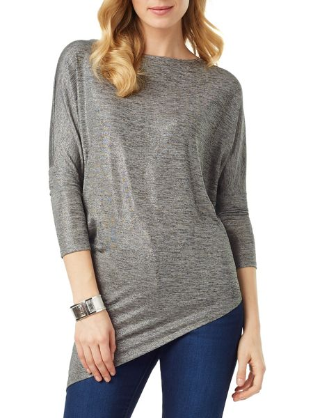 Phase Eight Zoey Lurex Top