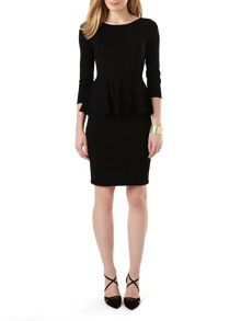Phase Eight Maritza Peplum Dress