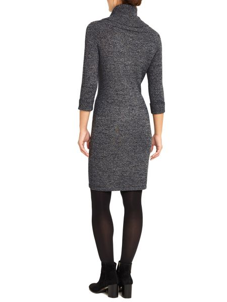 Phase Eight Melita Marl Knit Dress