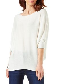 Phase Eight Tape Yarn Becca Batwing Jumper