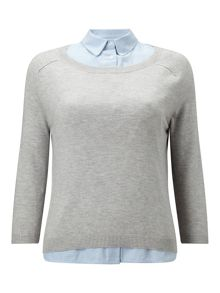 Phase Eight Teresena Shirt Knit Top