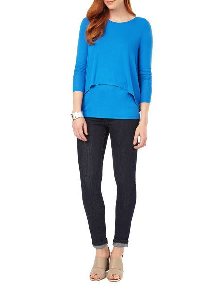 Phase Eight Dita Double Layer Top