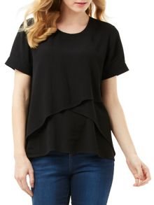 Phase Eight Louise Layered Blouse