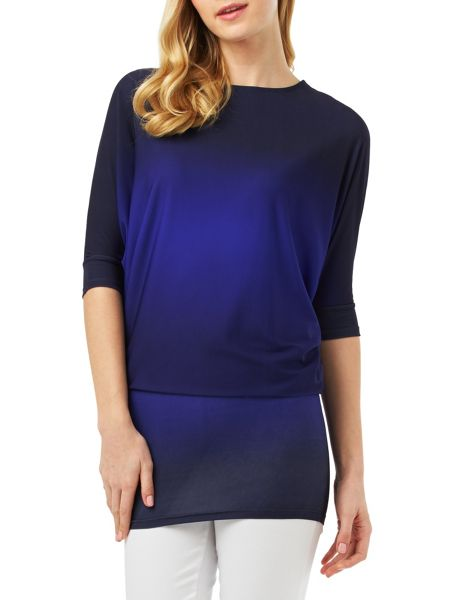 Phase Eight Ombre Beth Tunic
