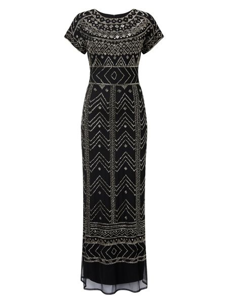 Phase Eight Cleo Embellished Full Length Dress