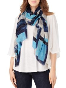 Phase Eight Bella Brushstroke Scarf