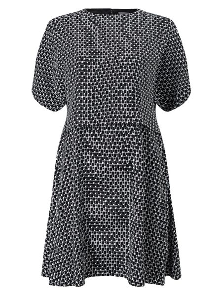 Phase Eight Eloise Geo Swing Dress