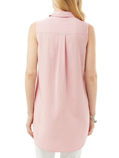 Phase Eight Maida Sleeveless Tunic