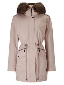 Phase Eight Erika Smart Parka Jacket