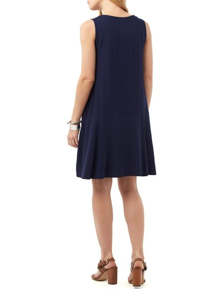 Phase Eight Woven Hem dress