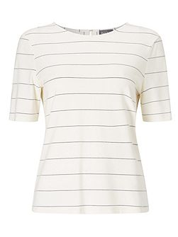 Samantha Stripe Top