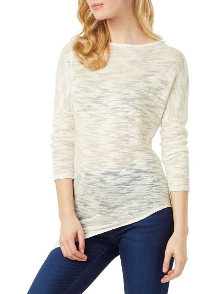 Phase Eight Eve Slub Top