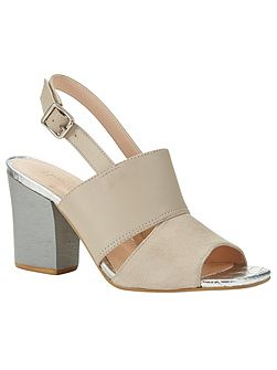 Eve Block Heel Sandals