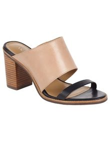 Phase Eight Kiki Leather Mule