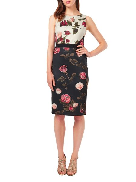 Phase Eight Rose Scuba Dress