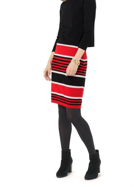 Phase Eight Stripe Darina Dress