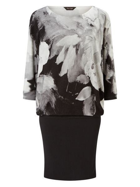 Phase Eight Abstract Floral Becca Dress