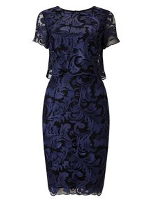 Phase Eight Adelphia Lace Layer Dress