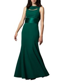 Phase Eight Alyssa Corded Fishtail Full Length Dress