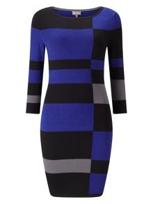 Phase Eight Mackenzie Colourblock Dress
