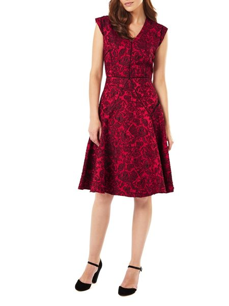 Phase Eight Amelie Jacquard Dress