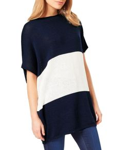 Phase Eight Sebastiana Stripe Knit Top