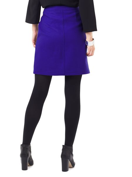 Phase Eight Dillon Wool Skirt